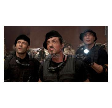 The Expendables Rake In A Total Of 35 Million US Dollars