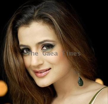 Amisha Patel has been signed for Param Veer Chakra