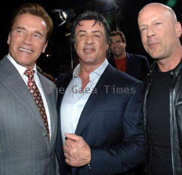 Expendables Tops the Box Office for two weeks straight