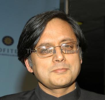 Shashi Tharoors Stepson Has Bollywood Dreams!