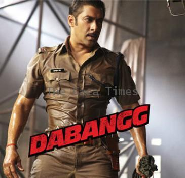 Movie review - Dabangg (2010) by Joginder Tuteja