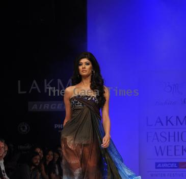 Lakme Fashion Week  Day 2 Showcases Young Talent