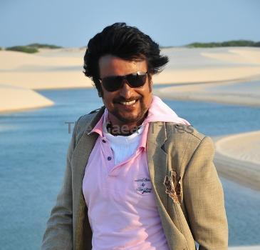 Grandest opening for Enthiran