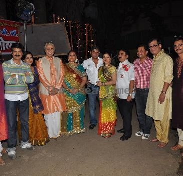 A Khichdi surprise for Gokul Dham society