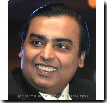 Re: Mukesh Ambani