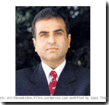 Re: Sunil Mittal