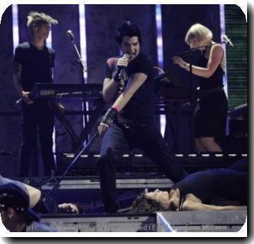 Re: Adam Lambert