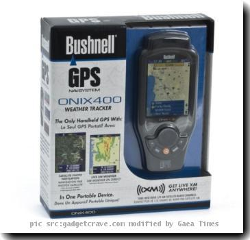 Re: Bushnell ONIX 400 GPS