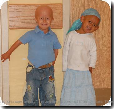 Re: progeria