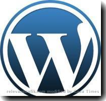 Re: Wordpress