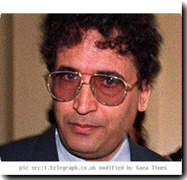 Lockerbie bomber