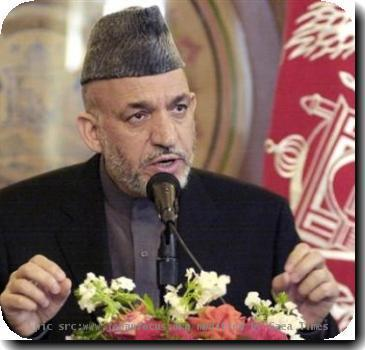 Re: Hamid Karzai