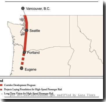 High-Speed Rail -Eugene