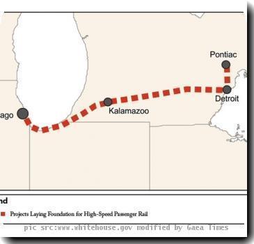 High-Speed Rail - Pontiac