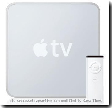 Re: Apple TV