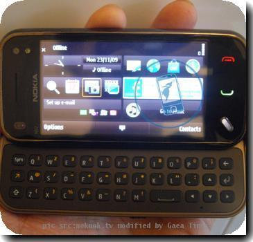 Re: Nokia N97 mini