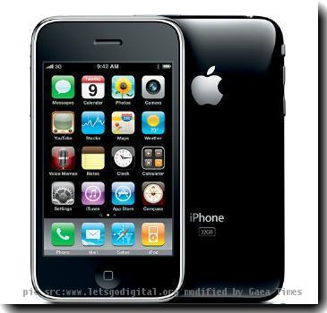 Re: Apple iPhone 3G