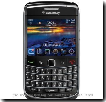 Re: BlackBerry Bold 9700