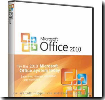 Re: Office 2010