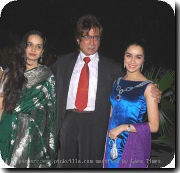 Re: Shraddha Kapoor