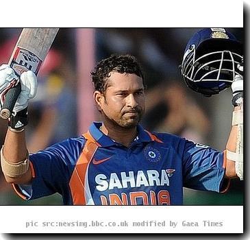 Re: Sachin