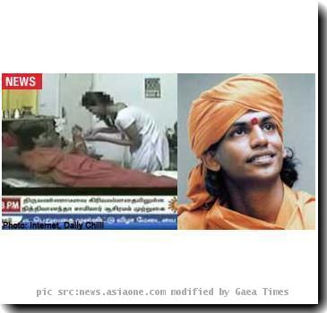 Re: swami nithyananda sex video