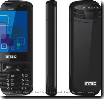 Re: Intex Mobile