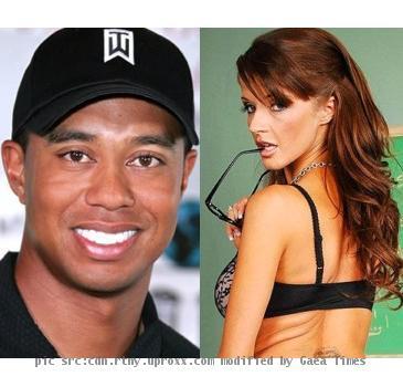 Tiger Woods, Joslyn James