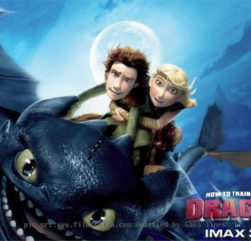 Re: How to Train Your Dragon