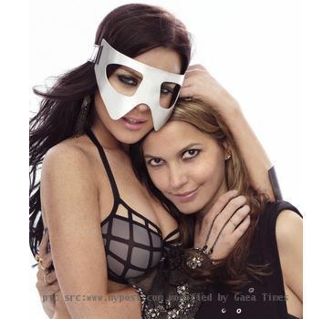 Indrani, Lindsay Lohan