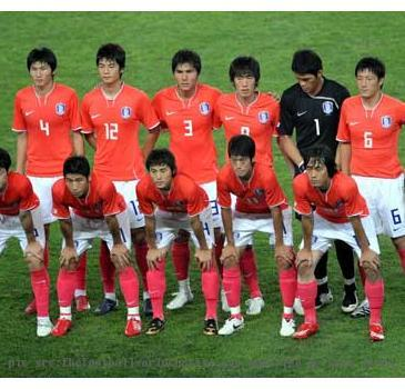 North Korea football team