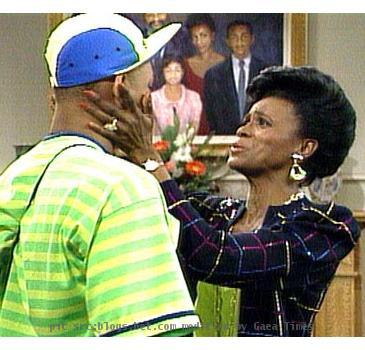 Janet Hubert,Will Smith