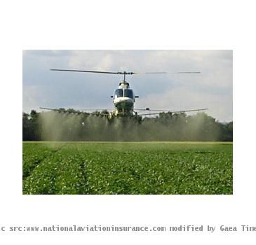 Areal Spraying