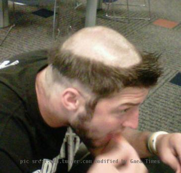 Admirable Tim Tebow New Haircut Left Fans Astonished Short Hairstyles Gunalazisus