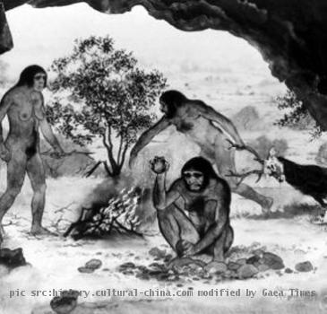 paleolithic age india