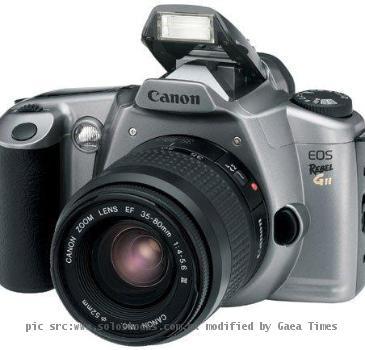 Non digital SLR camera