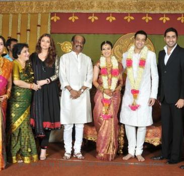 Soundarya Wedding