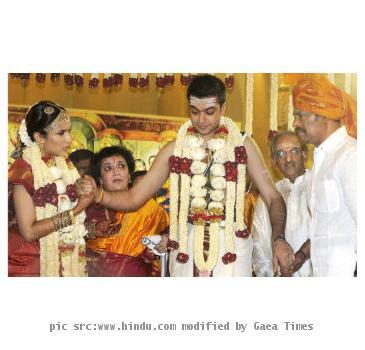 Rajinikanth's daughter's wedding