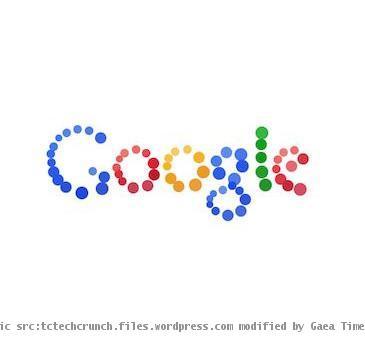 google doodle dots