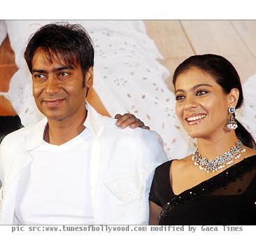 Kajol, Ajay