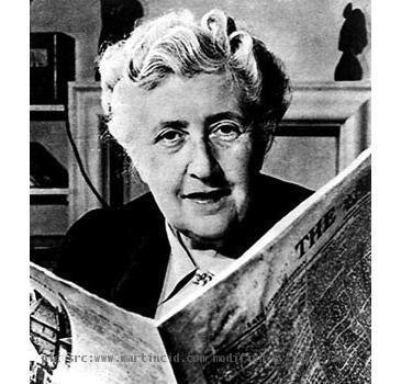 Google Doodle goes Mysterious with 120th Anniversary of Agatha Christie
