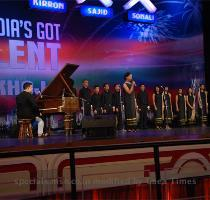 SHillong Chamber choir india's got talent