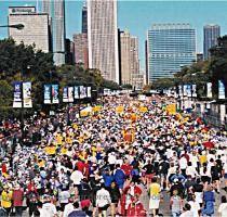 Chicago marathon results
