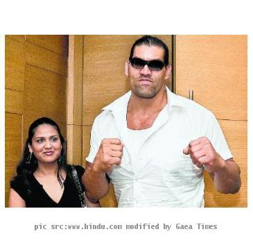 great khali marriage
