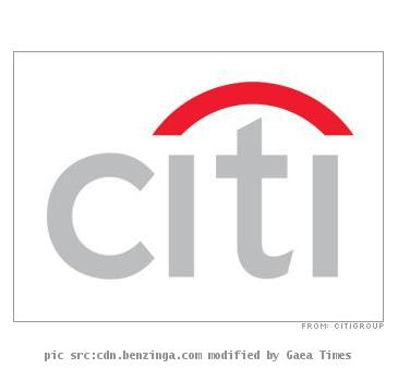 Citigroup shares