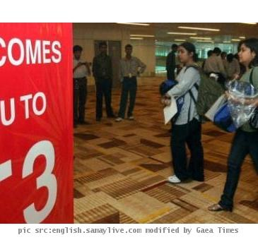 Indira Gandhi International Airport To Open Terminal 3