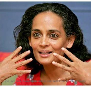 Arundhati Roy Speech