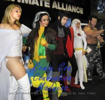 Comic Con COnvention