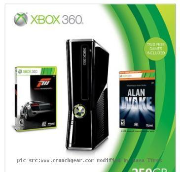 XBOX Bundle 2010