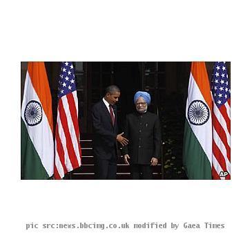 Obama India Trip